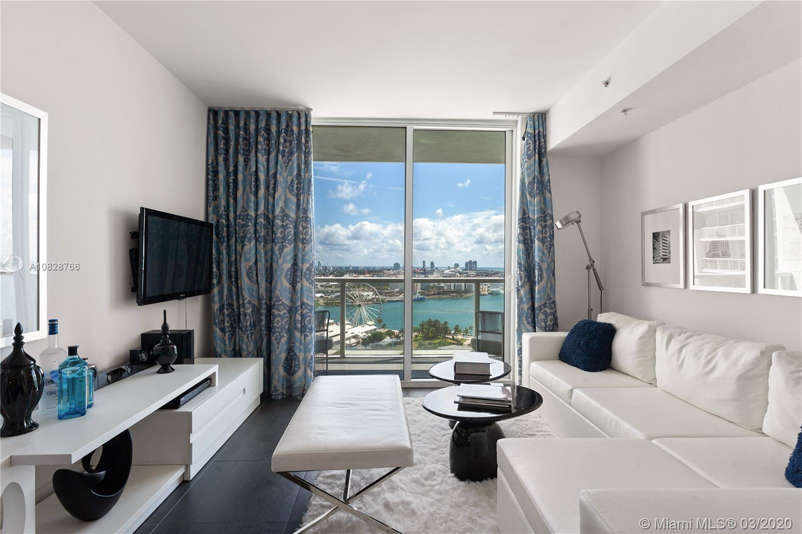Vizcayne Two #2403 - 253 NE 2nd St #2403, Miami, FL 33132