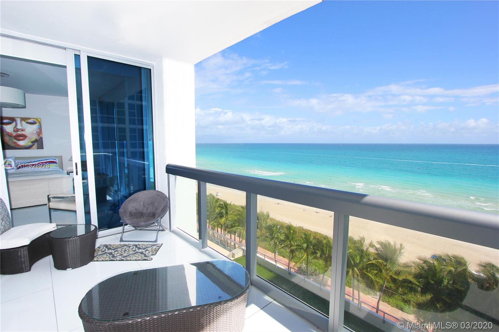 Carillon North Tower #908 - 6899 Collins Ave #908, Miami Beach, FL 33141