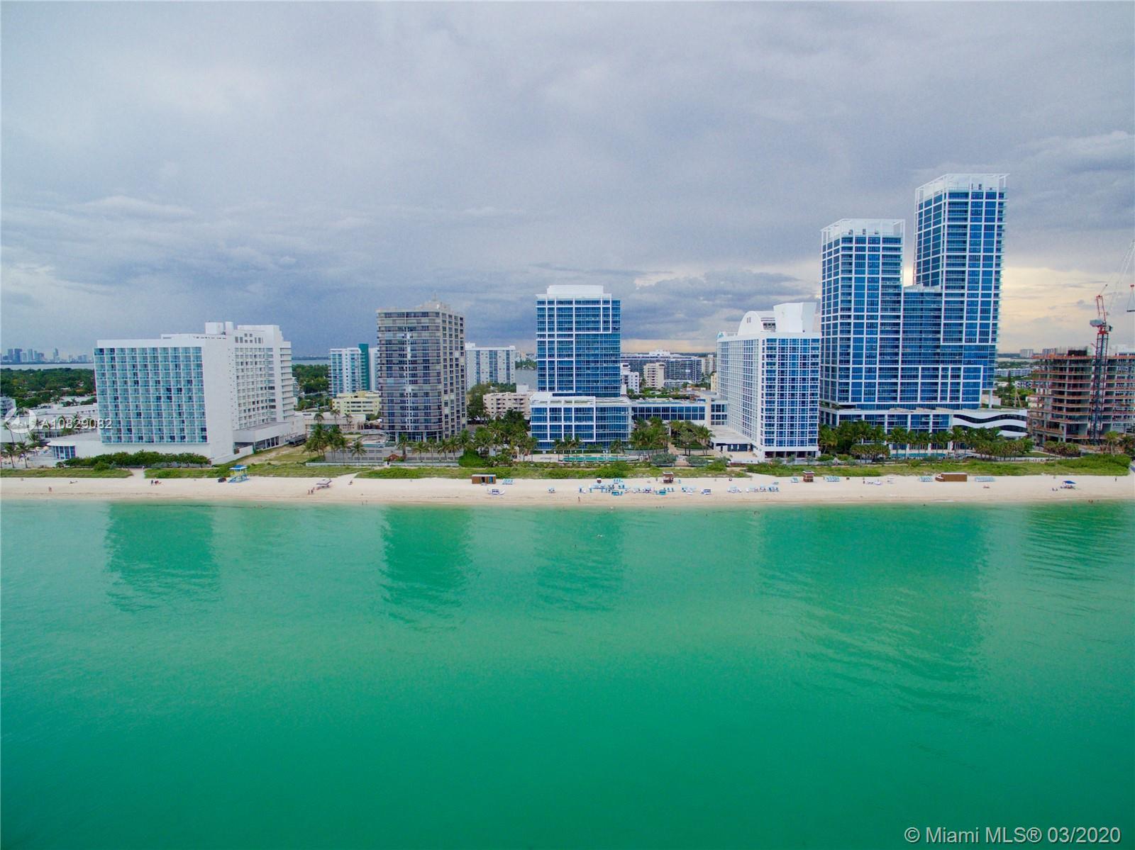 Carillon North Tower #803 - 6899 Collins Ave #803, Miami Beach, FL 33141