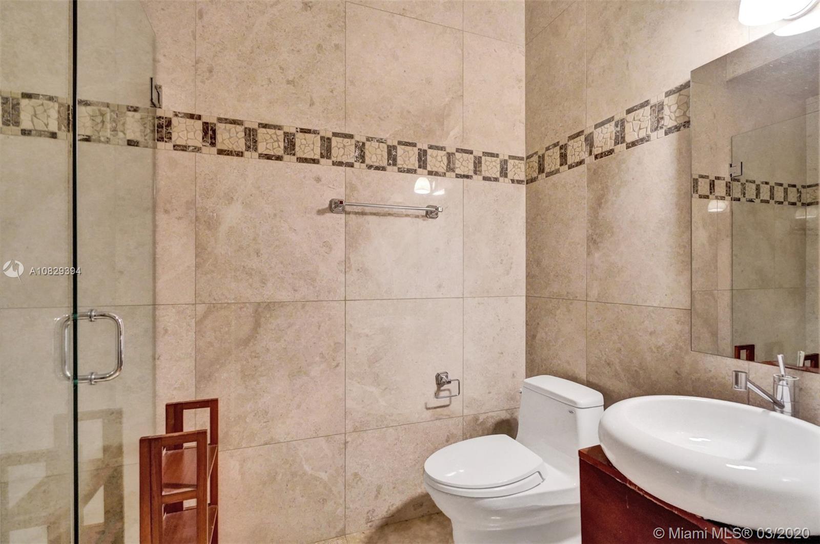 Office/Den Bathroom