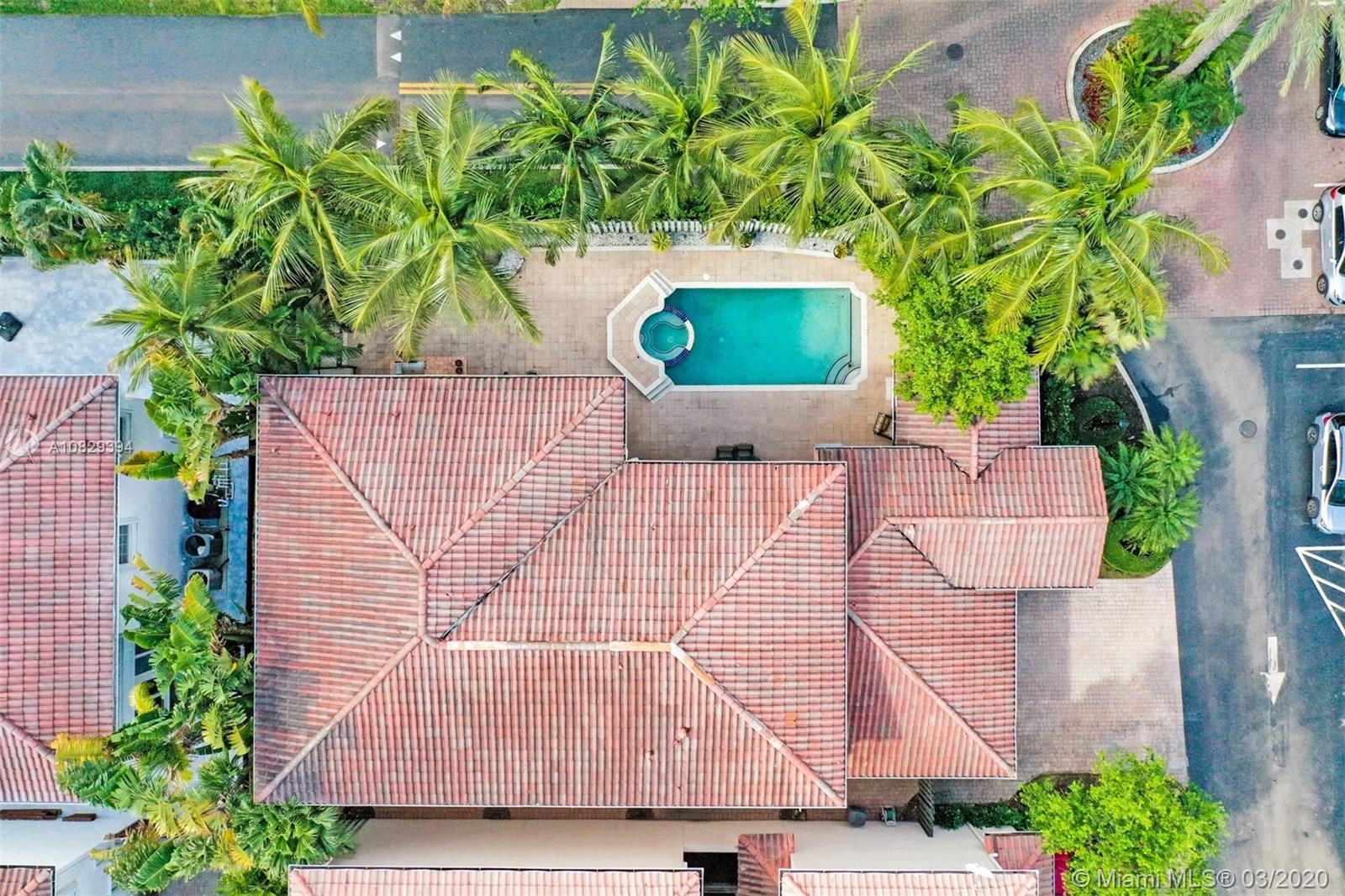 Aerial Largest Corner Home
