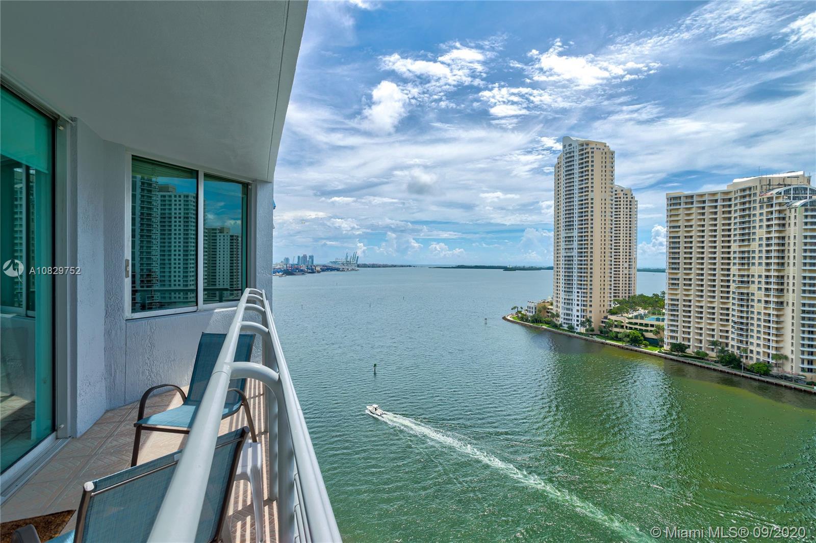 One Miami West #1821 - 325 S Biscayne Blvd #1821, Miami, FL 33131