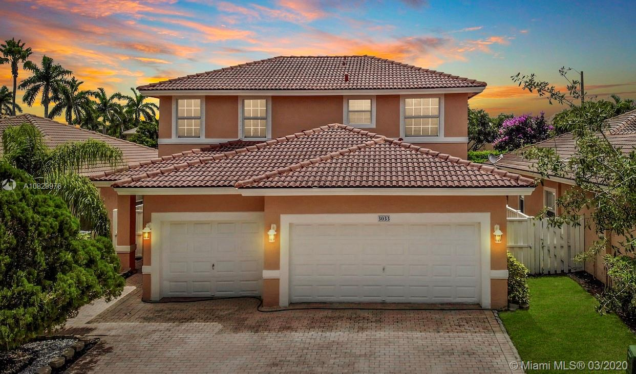 Property for sale at 3033 SW 137th Ave, Miramar,  Florida 33027