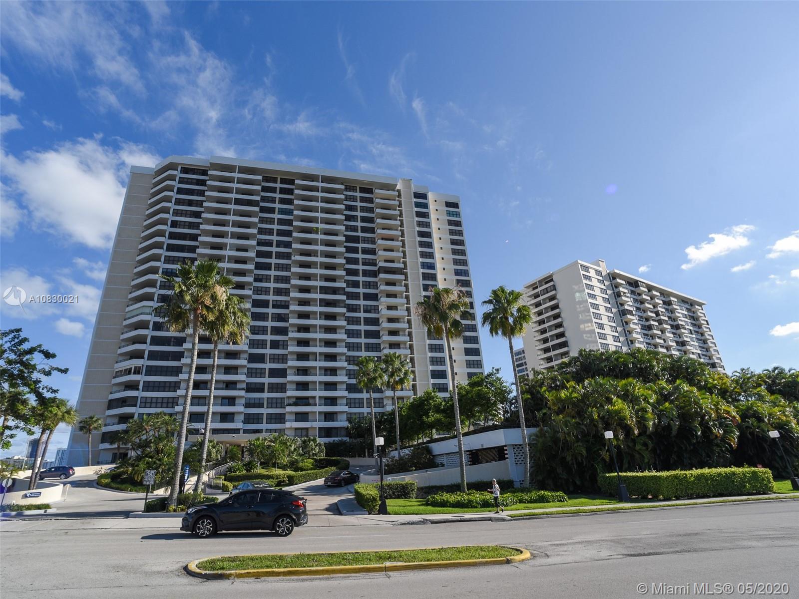 Olympus C #1406 - 2500 Parkview Dr #1406, Hallandale Beach, FL 33009