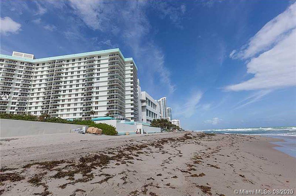 Sea Air Towers #817 - 3725 S Ocean Dr #817, Hollywood, FL 33019
