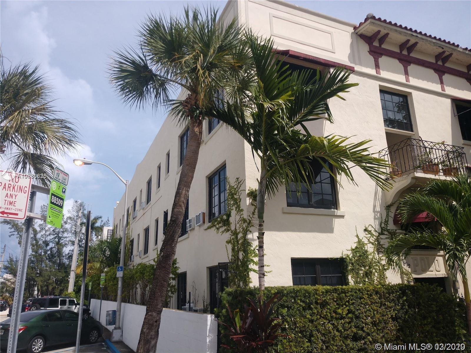 1619 Jefferson Ave # 19, Miami Beach, Florida 33139, 1 Bedroom Bedrooms, ,1 BathroomBathrooms,Residential,For Sale,1619 Jefferson Ave # 19,A10830826
