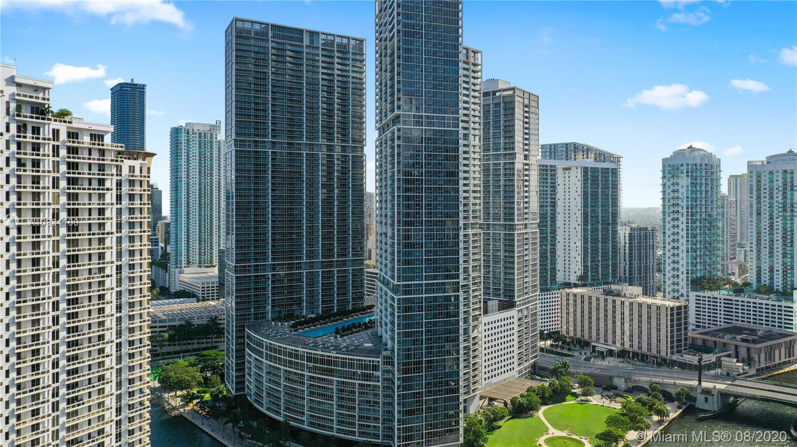 Icon Brickell 1 #1001 - 465 Brickell Ave #1001, Miami, FL 33131