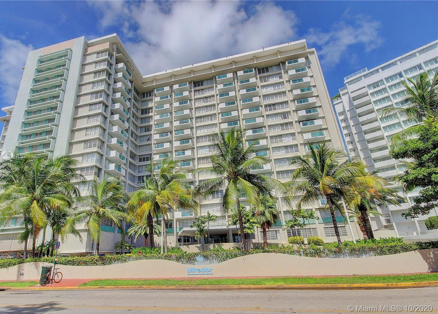 Mirador South #719 - 1000 West Ave #719, Miami Beach, FL 33139