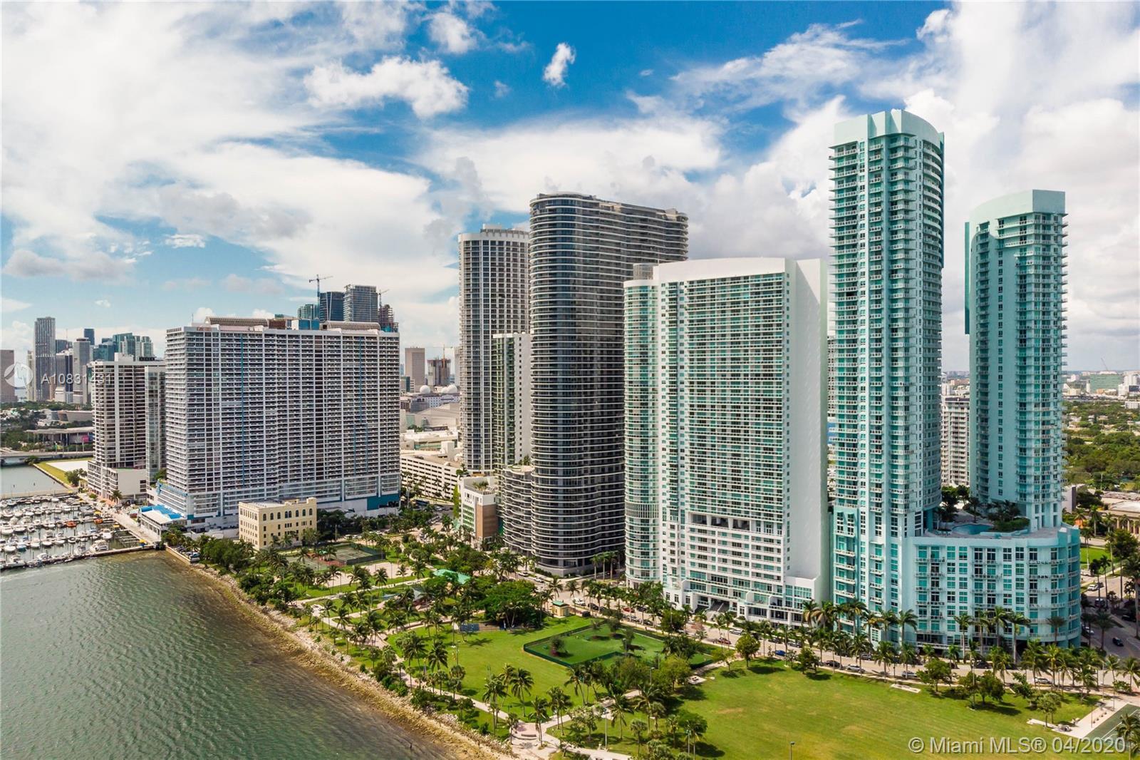 Quantum on the Bay #3611 - 1900 N BAYSHORE DR #3611, Miami, FL 33132