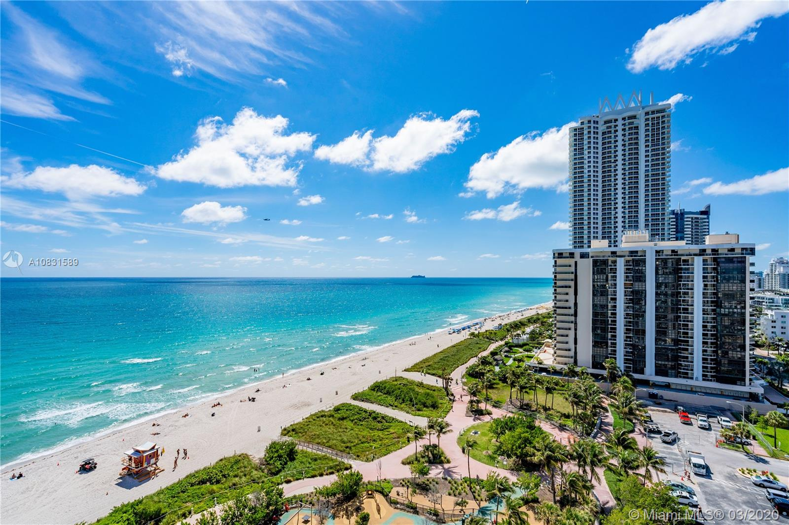 Bel Aire on the Ocean #1405 - 6515 Collins Ave #1405, Miami Beach, FL 33141