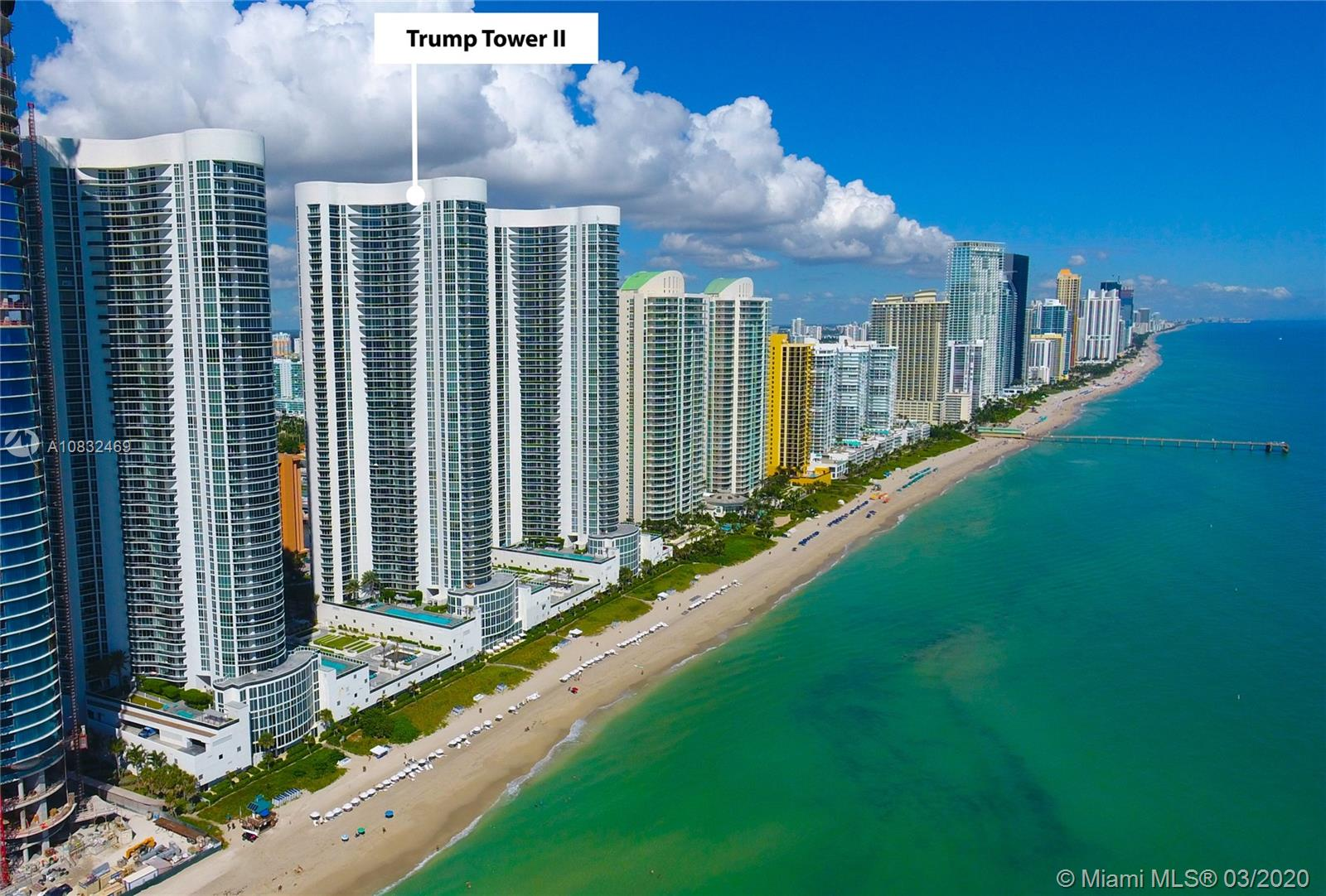 Trump Tower II #504 - 15901 Collins Ave #504, Sunny Isles Beach, FL 33160
