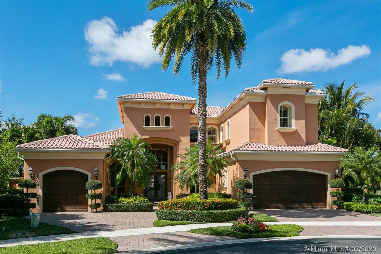 Property for sale at 303 Trieste Dr, Palm Beach Gardens,  Florida 33418