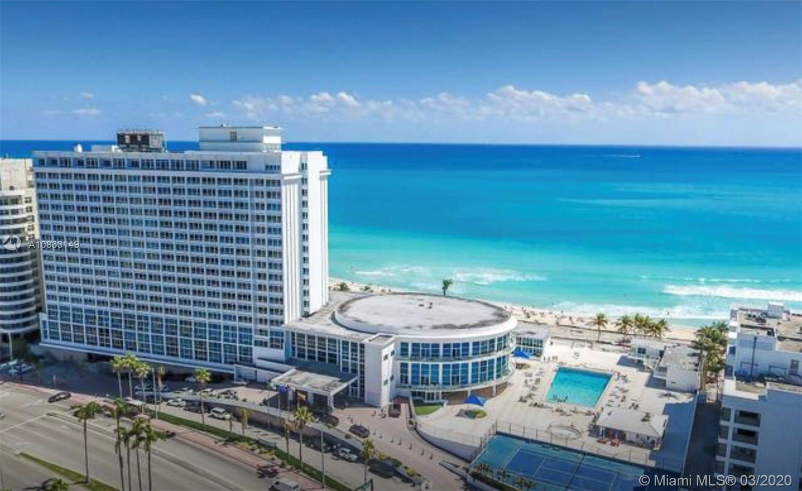 Castle Beach Club #721 - 5445 Collins Ave #721, Miami Beach, FL 33140