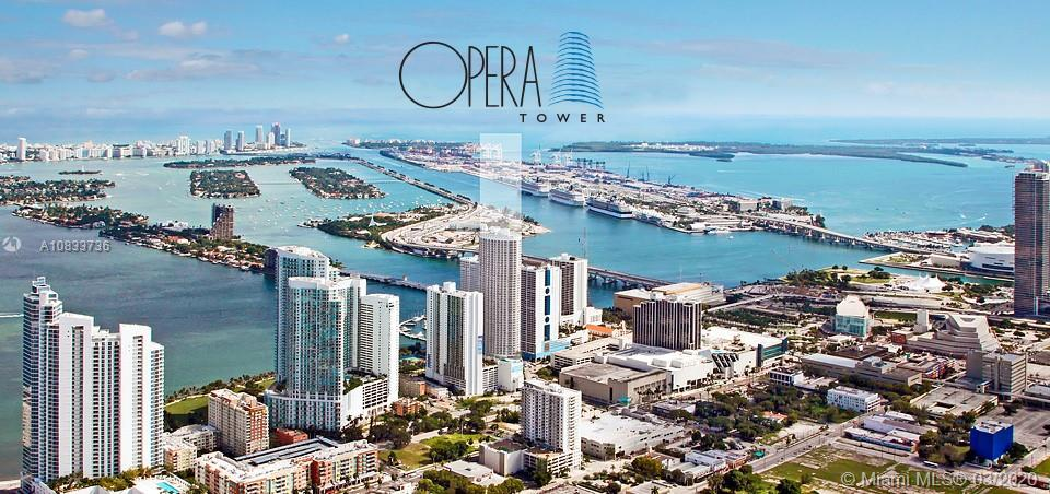 Opera Tower #5503 - 1750 N Bayshore Dr #5503, Miami, FL 33132
