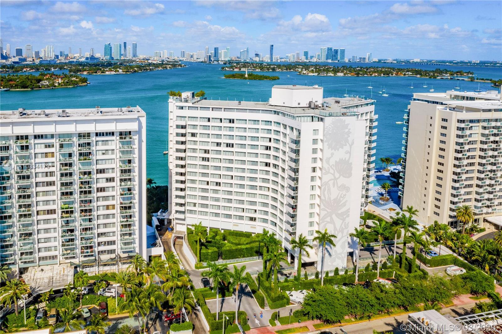 Mondrian South Beach #314 - 1100 West Ave #314, Miami Beach, FL 33139