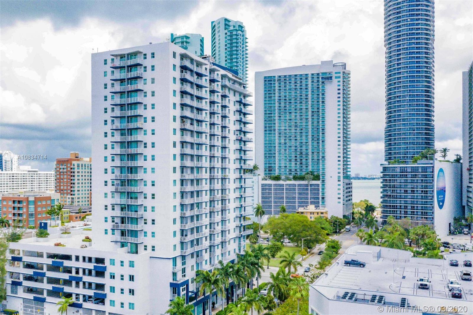1800 Biscayne Plaza #1707 - 275 NE 18th St #1707, Miami, FL 33132
