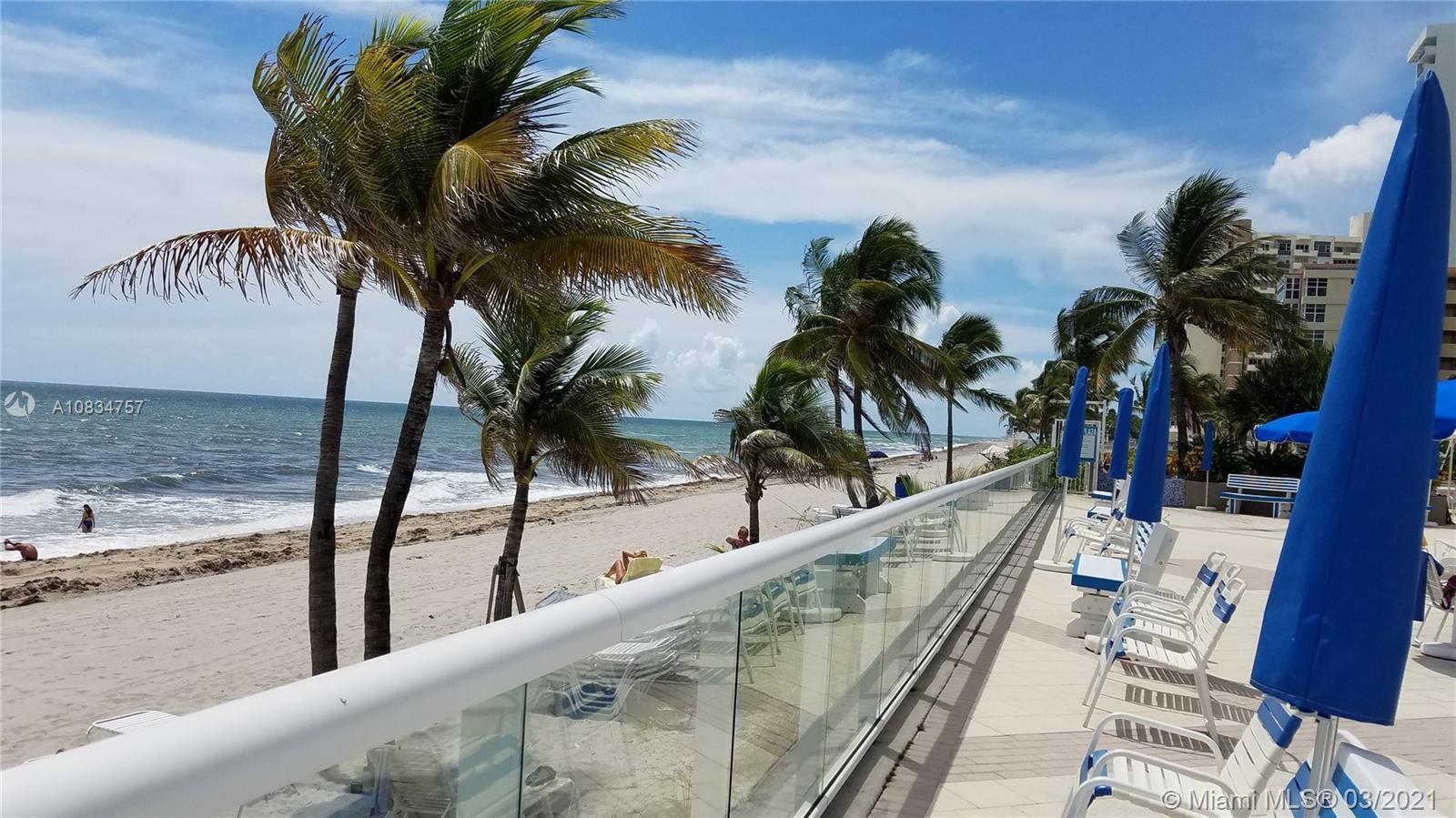 Parker Plaza #1202 - 2030 S Ocean Dr #1202, Hallandale Beach, FL 33009