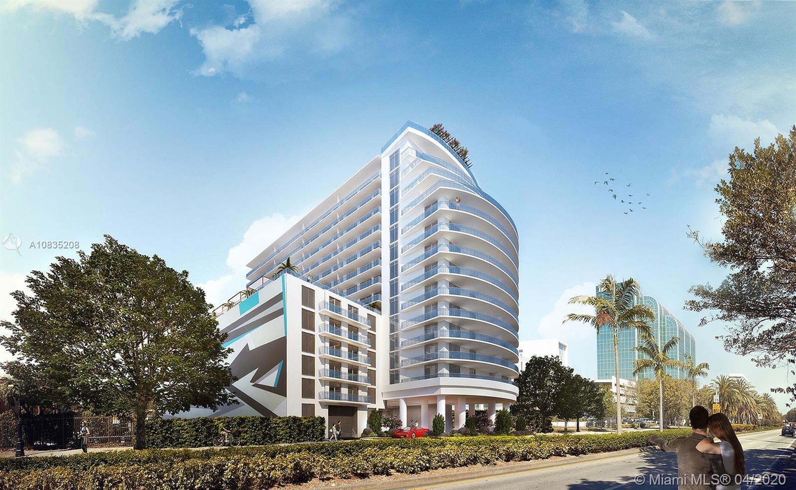 Baltus House #1505 - 4250 Biscayne Blvd #1505, Miami, FL 33137