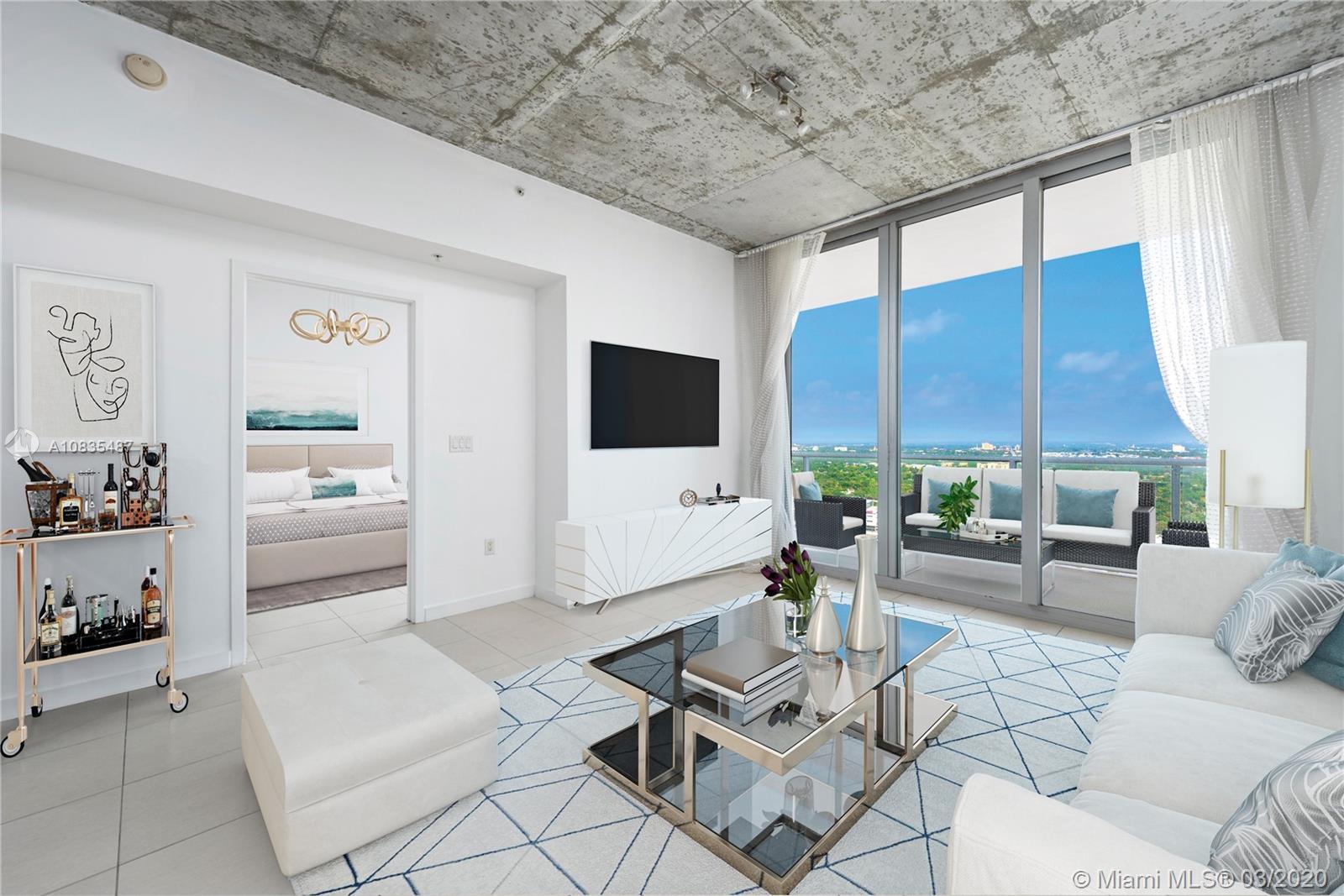 Two Midtown #H2702 - 3470 E Coast Ave #H2702, Miami, FL 33137