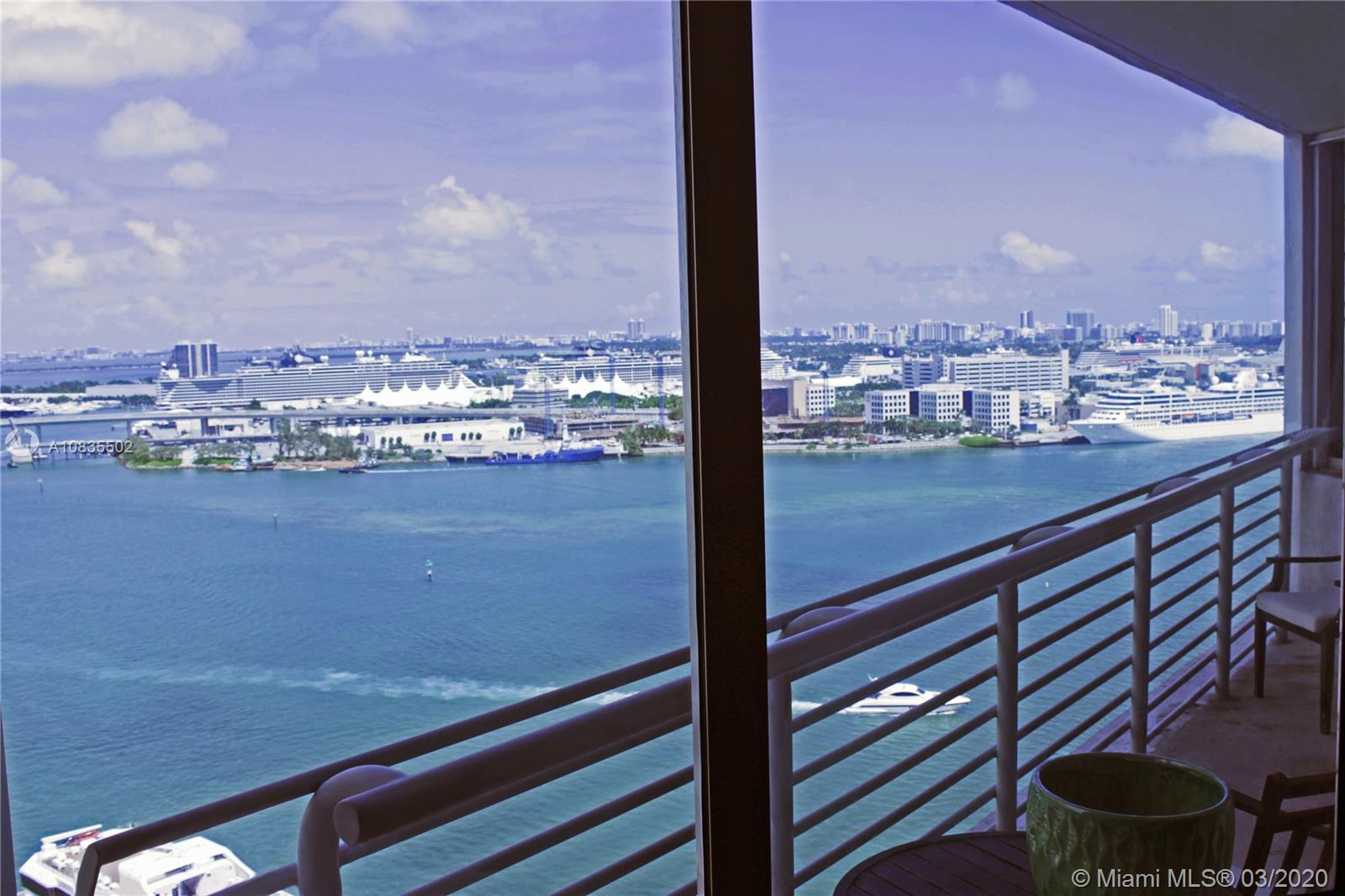 One Miami East #2408 - 335 S Biscayne Blvd #2408, Miami, FL 33131