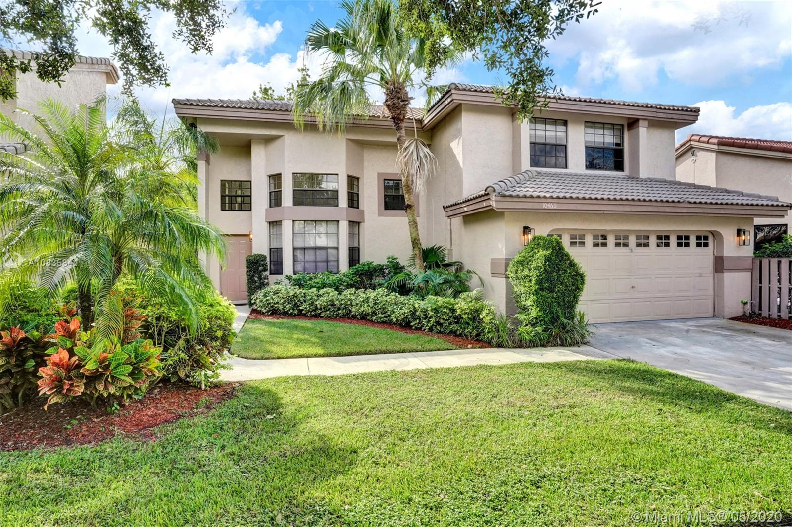 Property for sale at 10460 NW 12th Pl, Plantation,  Florida 33322
