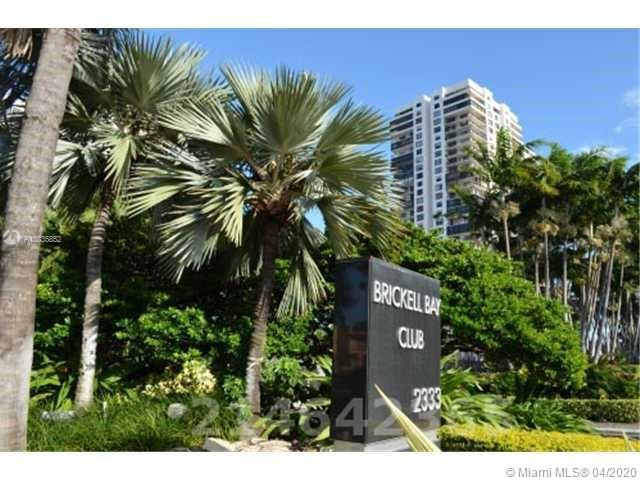 Brickell Bay Club #1212 - 2333 Brickell Ave. #1212, Miami, FL 33129