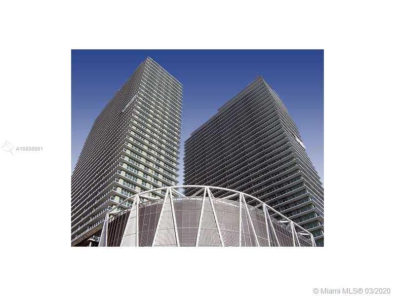 Axis on Brickell North Tower #2419-N - 1111 SW 1 AV #2419-N, Miami, FL 33130