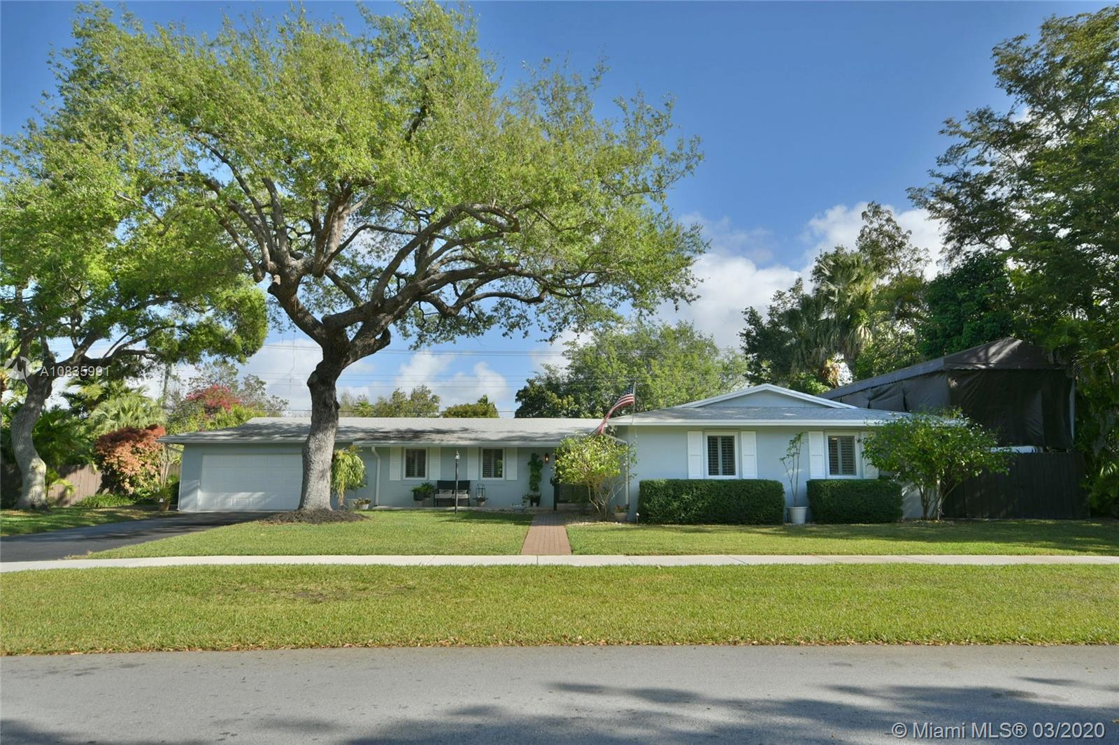 8715 SW 160th Street, Palmetto Bay, Florida 33157, 5 Bedrooms Bedrooms, ,3 BathroomsBathrooms,Residential,For Sale,8715 SW 160th Street,A10835991