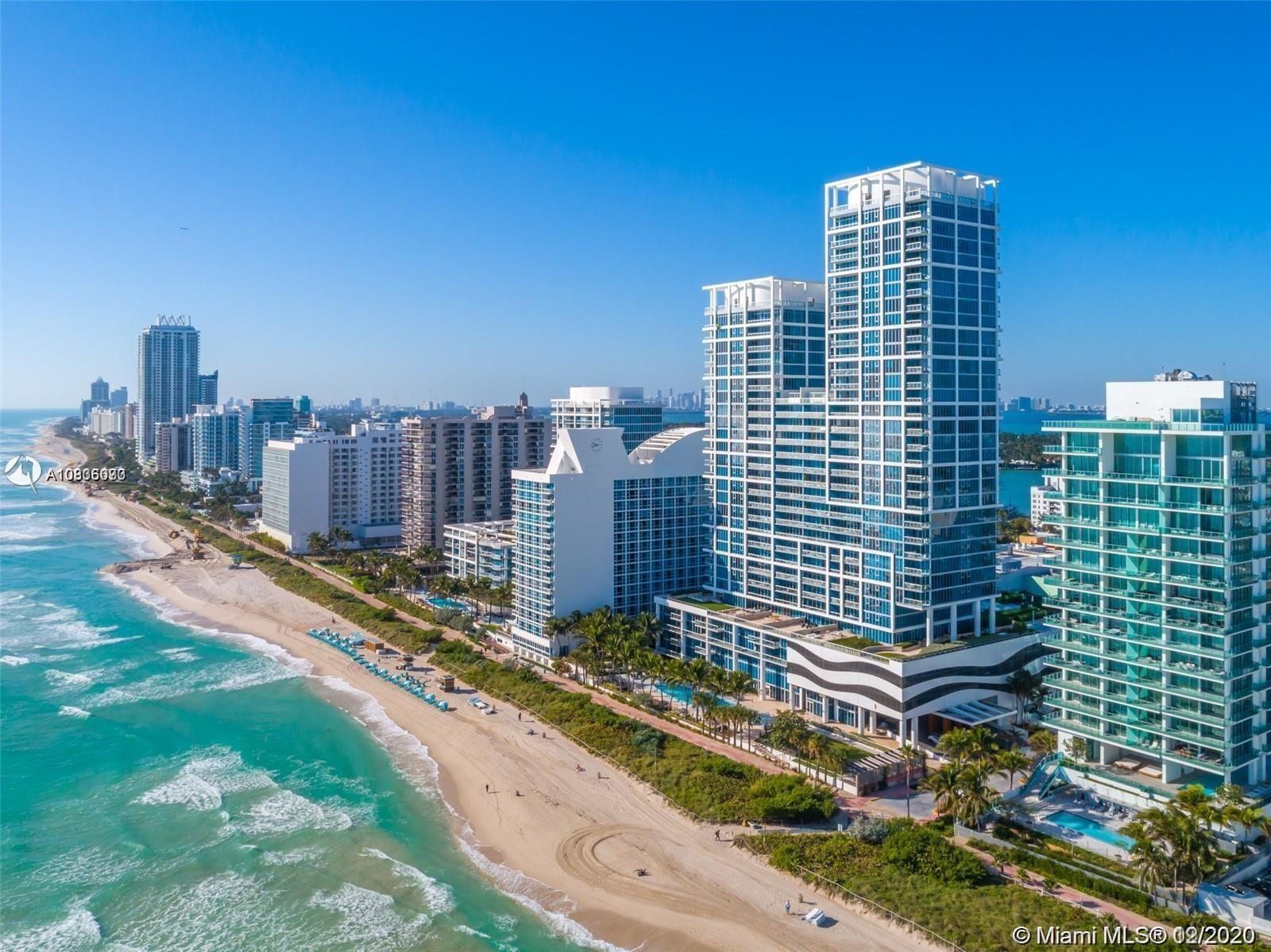 Carillon North Tower #1603 - 6899 Collins Ave #1603, Miami Beach, FL 33141