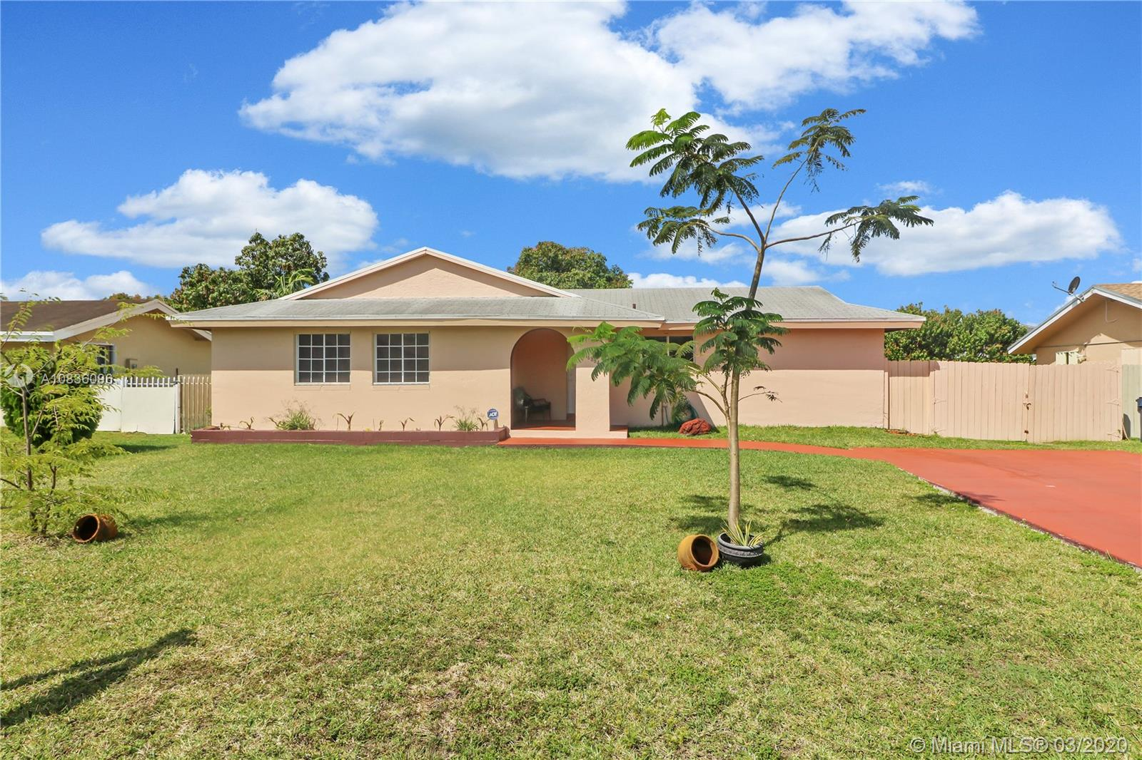 16884 SW 109th Ct, Miami, Florida 33157, 3 Bedrooms Bedrooms, ,2 BathroomsBathrooms,Residential,For Sale,16884 SW 109th Ct,A10836096