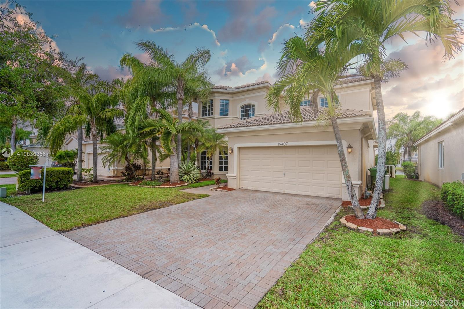 Property for sale at 19407 SW 65th St, Pembroke Pines,  Florida 33332