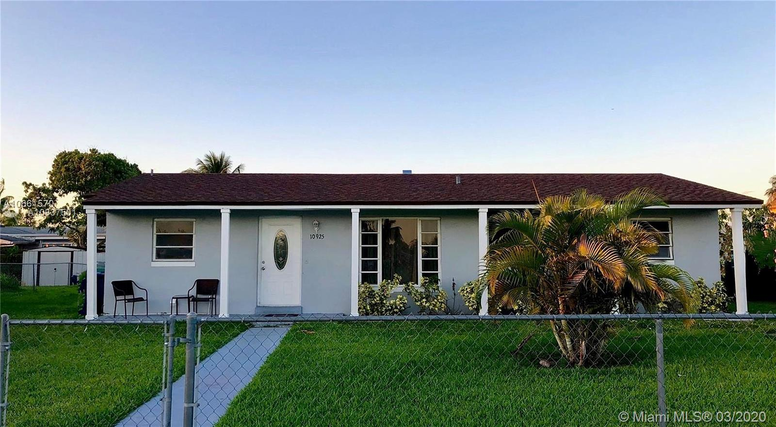 10925 SW 142nd Ln, Miami, Florida 33176, 4 Bedrooms Bedrooms, ,2 BathroomsBathrooms,Residential,For Sale,10925 SW 142nd Ln,A10837501