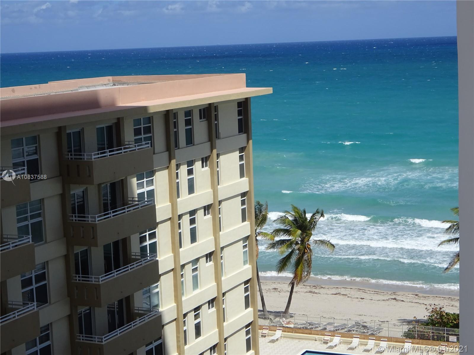 Parker Tower #909 - 3140 S Ocean Dr #909, Hallandale Beach, FL 33009