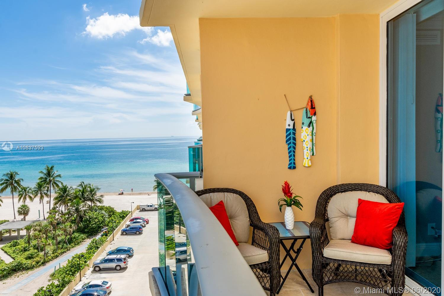 The Wave #802 - 2501 S Ocean Dr #802, Hollywood, FL 33019