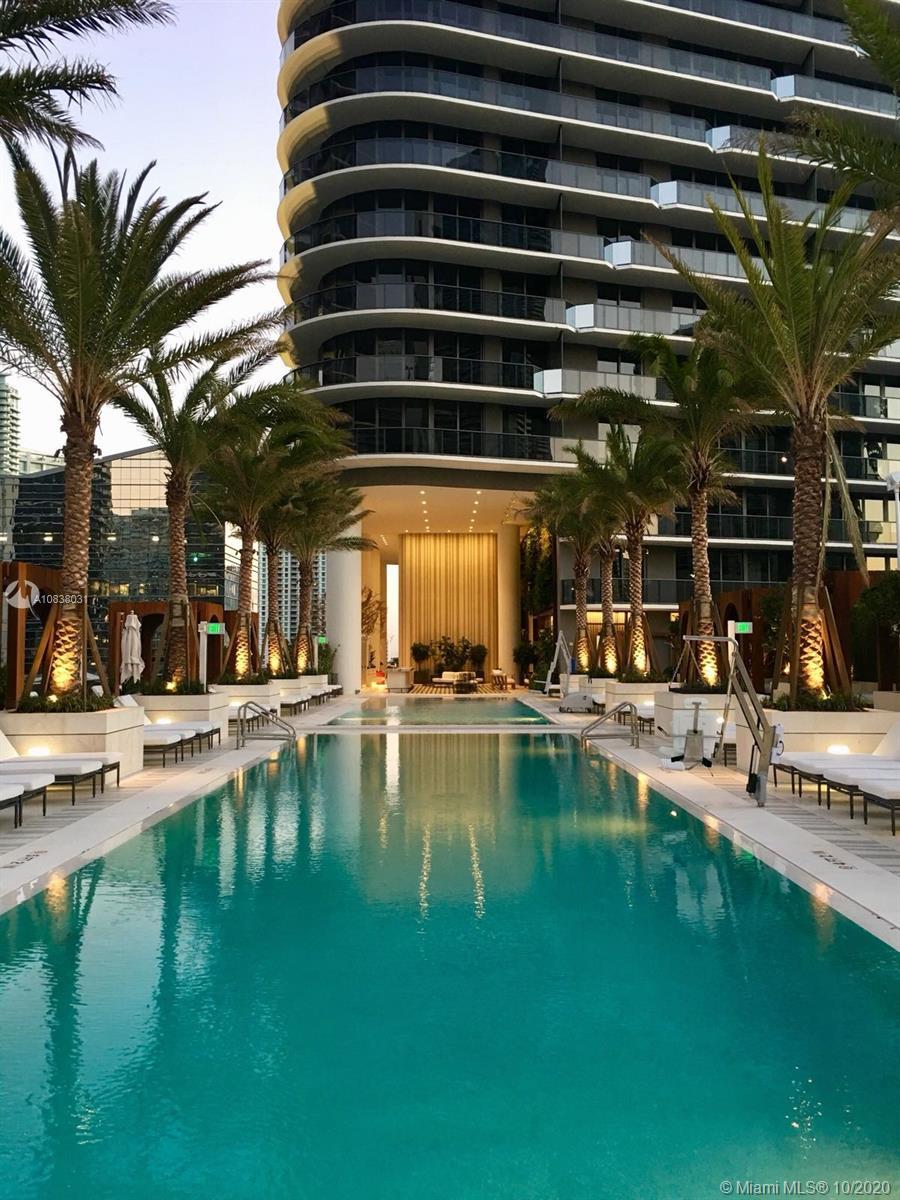 SLS Lux Brickell #2003 - 801 S Miami Ave #2003, Miami, FL 33130