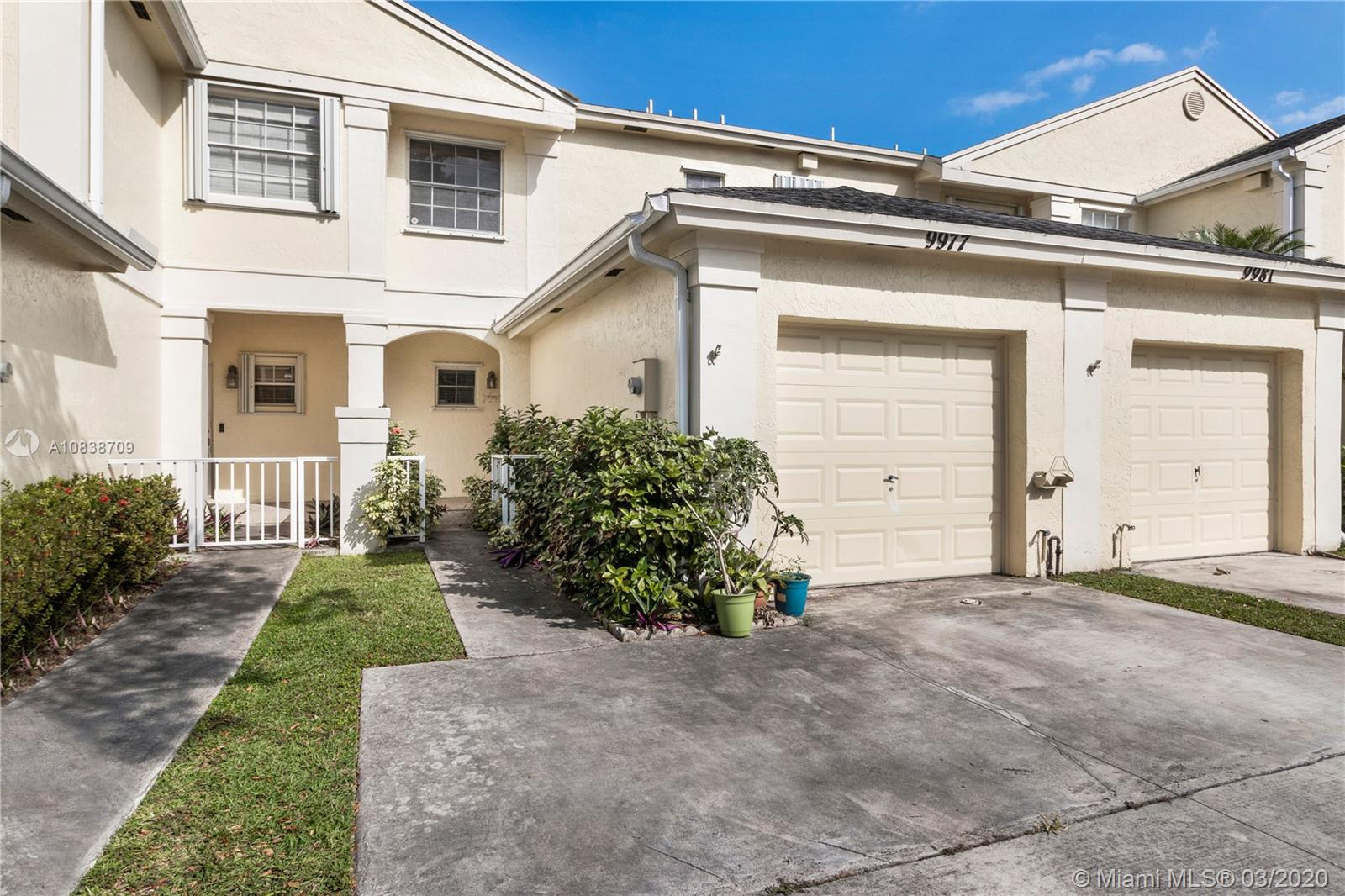9977 SW 118th Ct # 9977, Miami, Florida 33186, 2 Bedrooms Bedrooms, ,3 BathroomsBathrooms,Residential,For Sale,9977 SW 118th Ct # 9977,A10838709