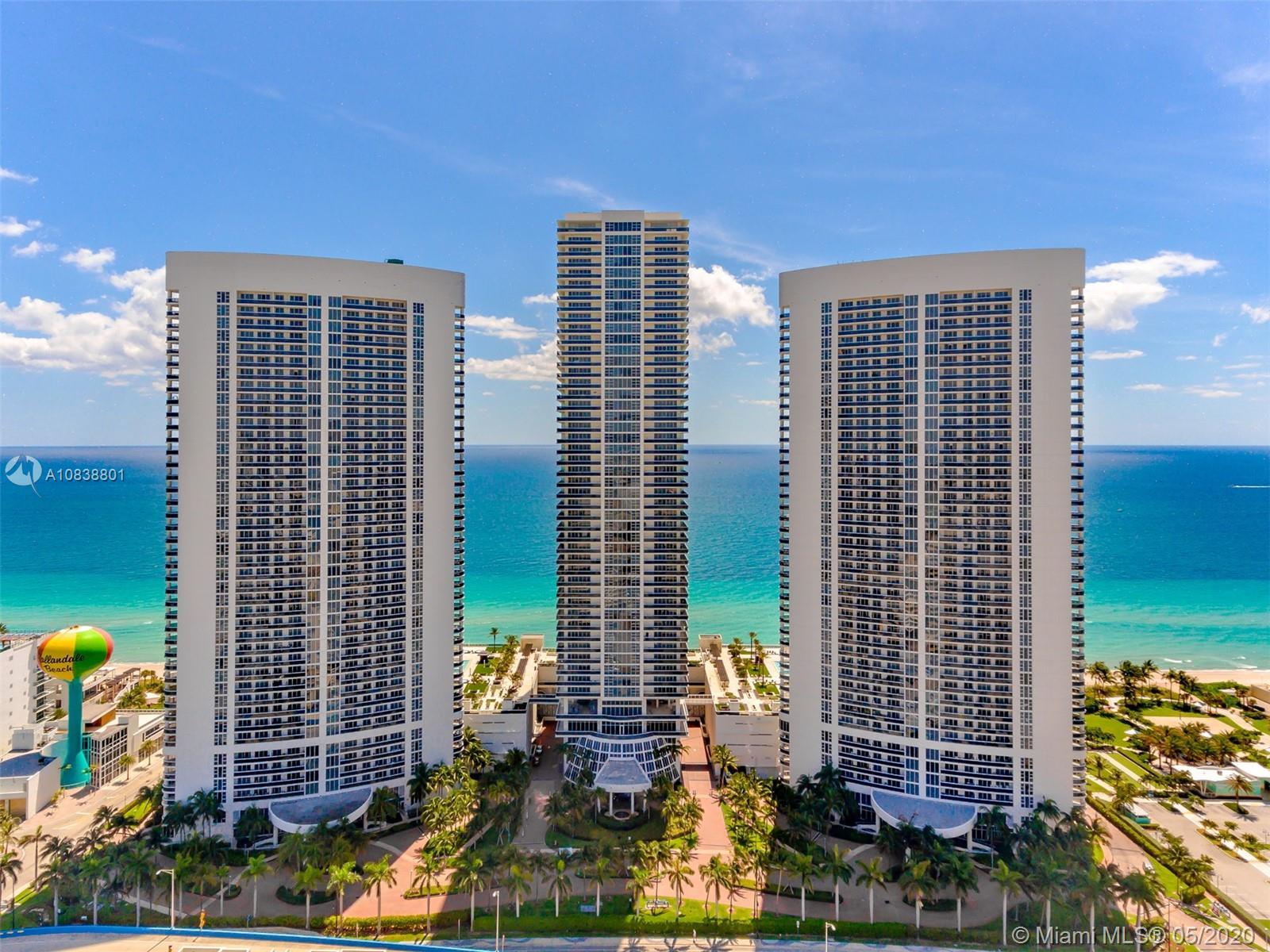 Beach Club I #1506 - 1850 S Ocean Dr #1506, Hallandale Beach, FL 33009