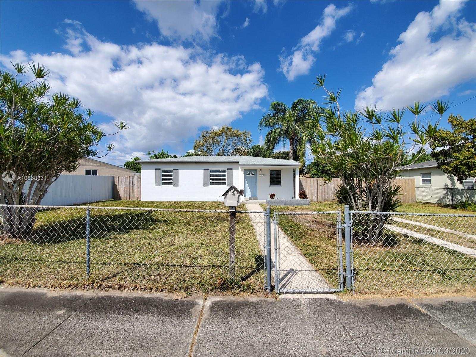 13930 Madison St, Miami, Florida 33176, 3 Bedrooms Bedrooms, ,1 BathroomBathrooms,Residential,For Sale,13930 Madison St,A10838831