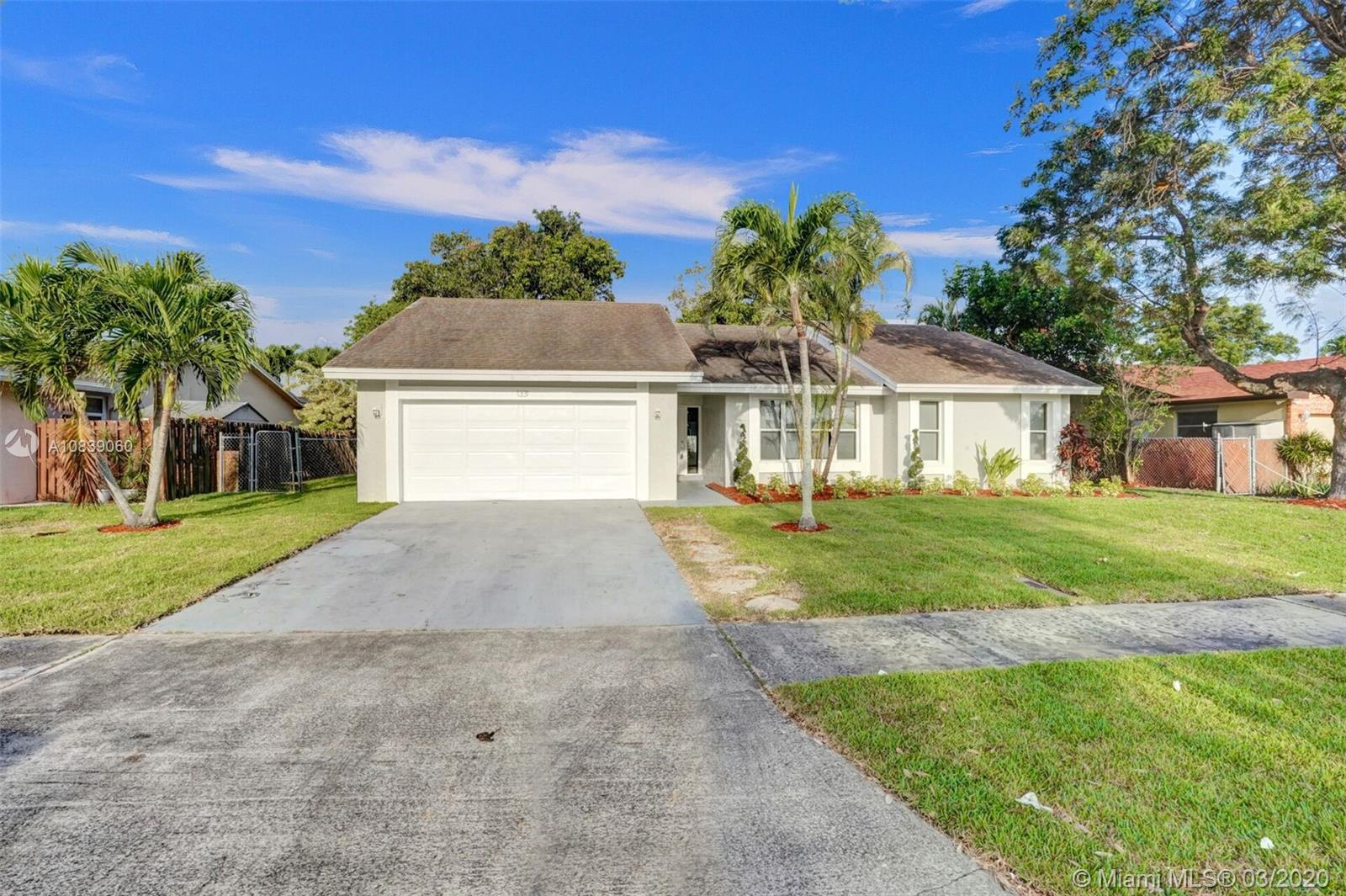 1331 SW 27th Ave, Deerfield Beach, Florida 33442, 3 Bedrooms Bedrooms, ,2 BathroomsBathrooms,Residential,For Sale,1331 SW 27th Ave,A10839060