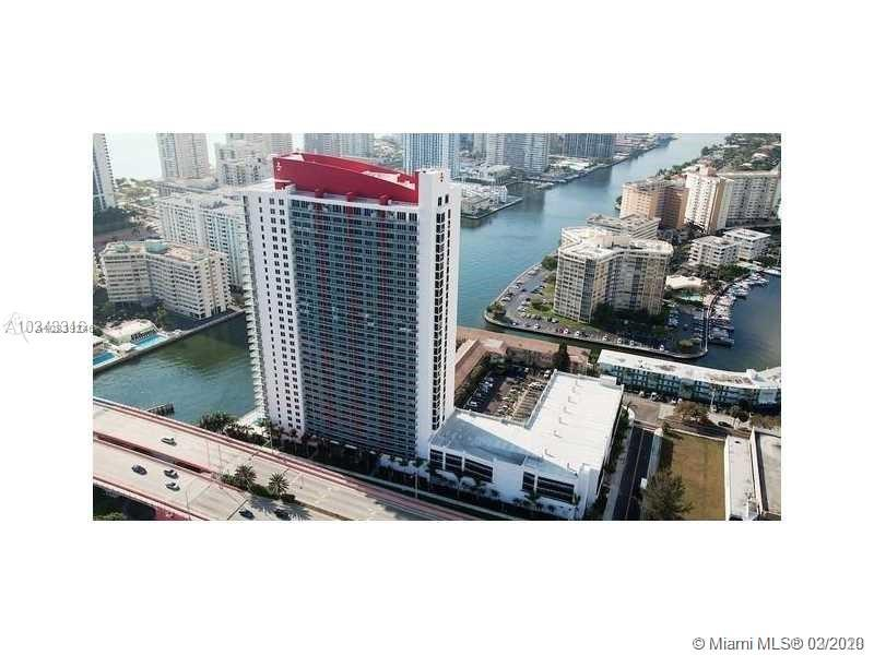 Photo of 2602 E Hallandale Beach Blvd #R1805 listing for Sale
