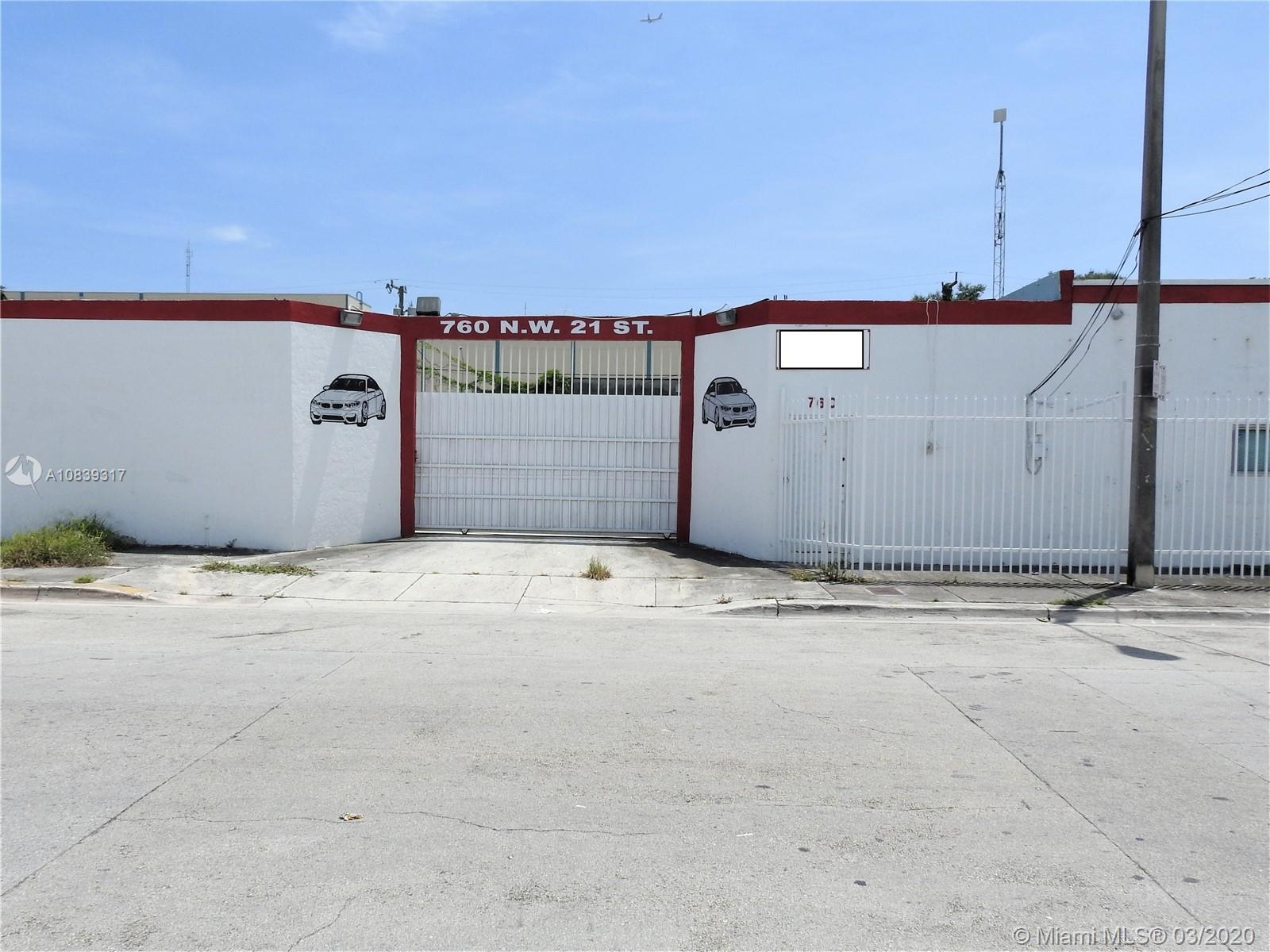 760 NW 21st St, Miami, Florida 33127, ,Land,For Sale,760 NW 21st St,A10839317