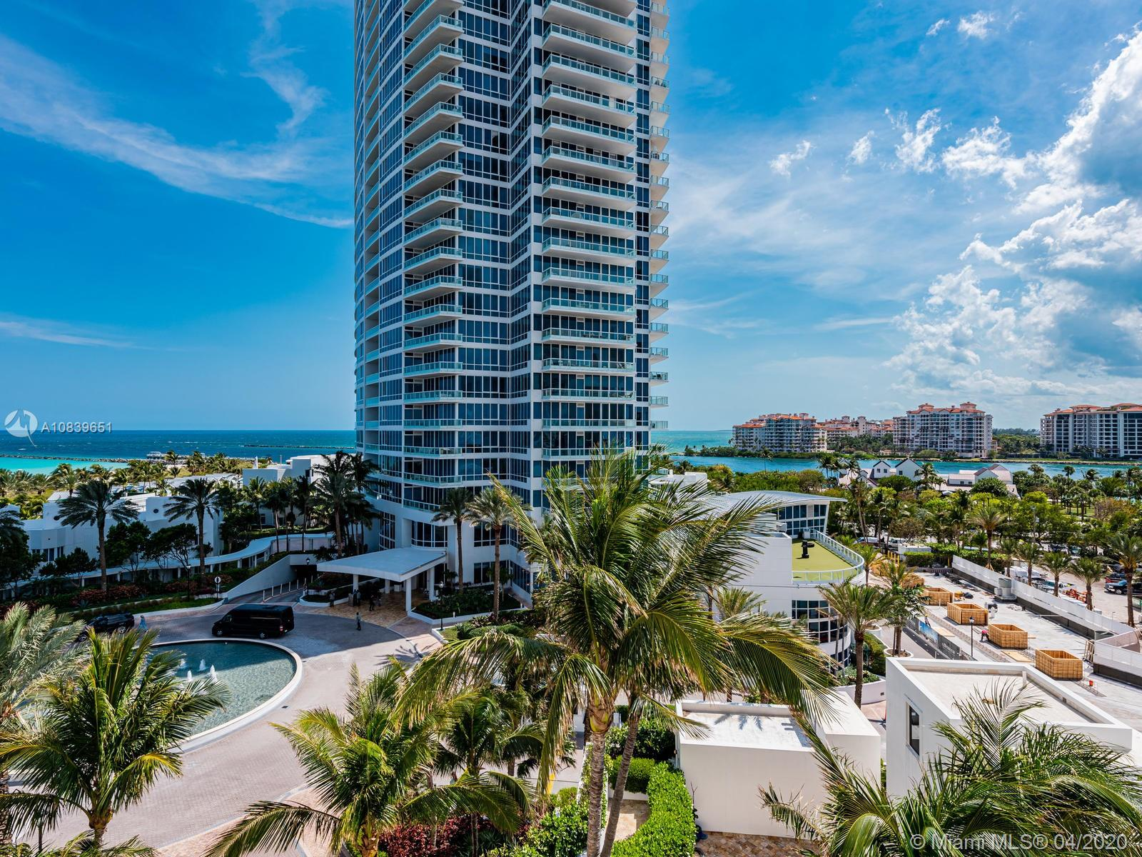 Photo of 50 S Pointe Dr #905 listing for Sale