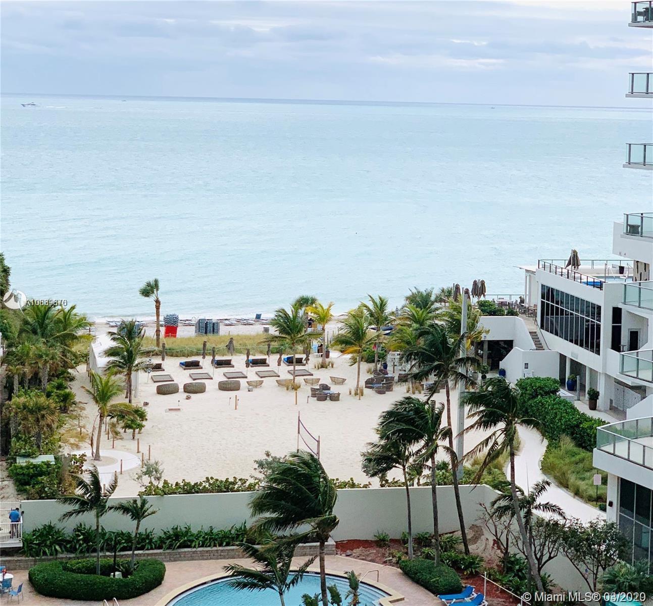 Sian Ocean Residences #9D - 4001 S Ocean Dr #9D, Hollywood, FL 33019