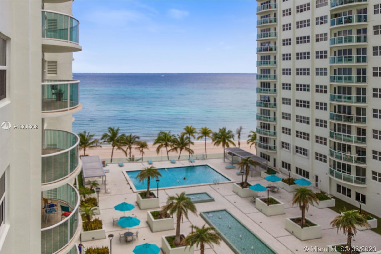 Property for sale at 3410 S Galt Ocean Dr Unit: 710N, Fort Lauderdale,  Florida 33308