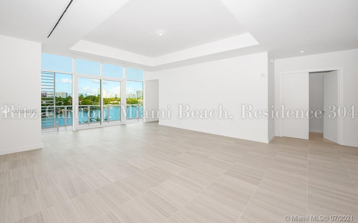The Ritz Carlton Residences #304 - 4701 N Meridian #304, Miami Beach, FL 33140