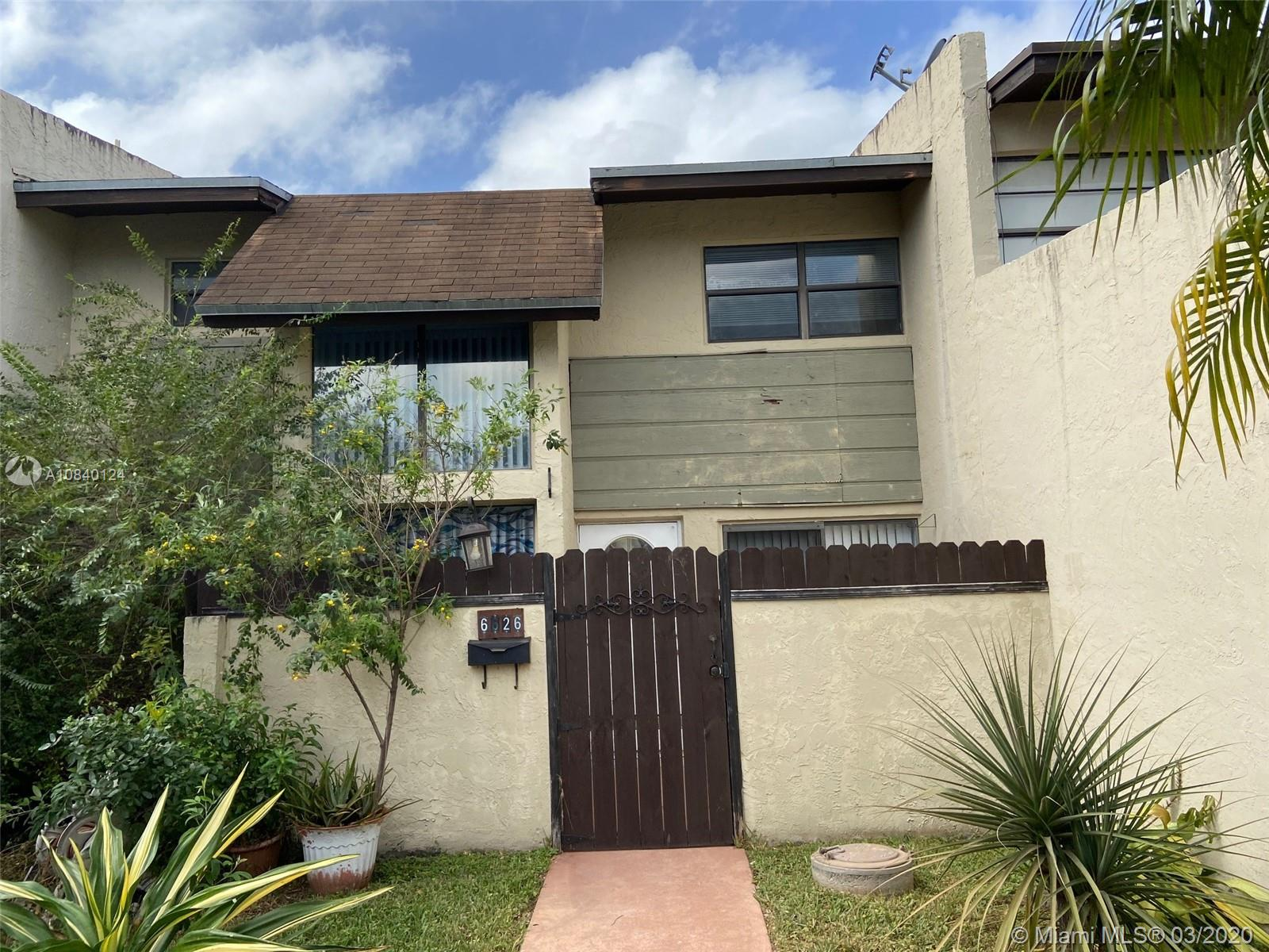 6626 SW 113th Ct, Miami, Florida 33173, 3 Bedrooms Bedrooms, ,2 BathroomsBathrooms,Residential,For Sale,6626 SW 113th Ct,A10840124