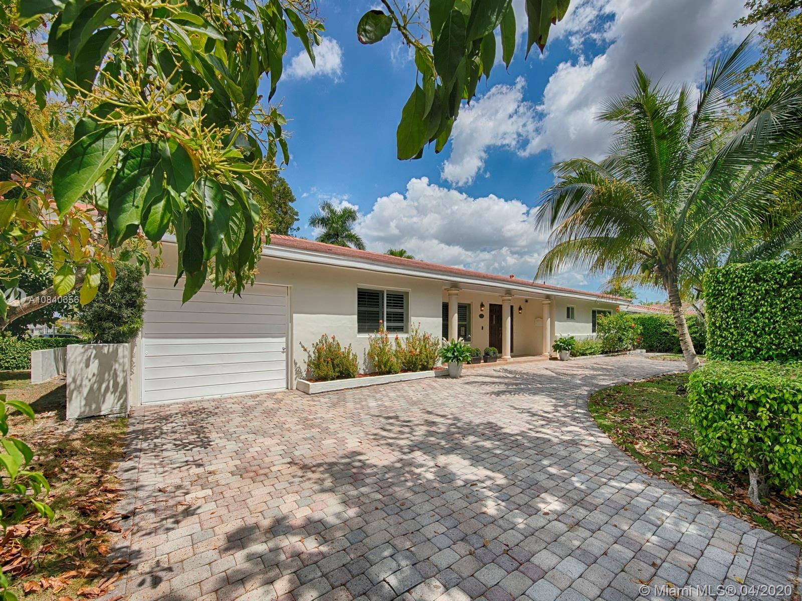345 Romano Ave, Coral Gables, Florida 33134, 3 Bedrooms Bedrooms, ,3 BathroomsBathrooms,Residential,For Sale,345 Romano Ave,A10840356