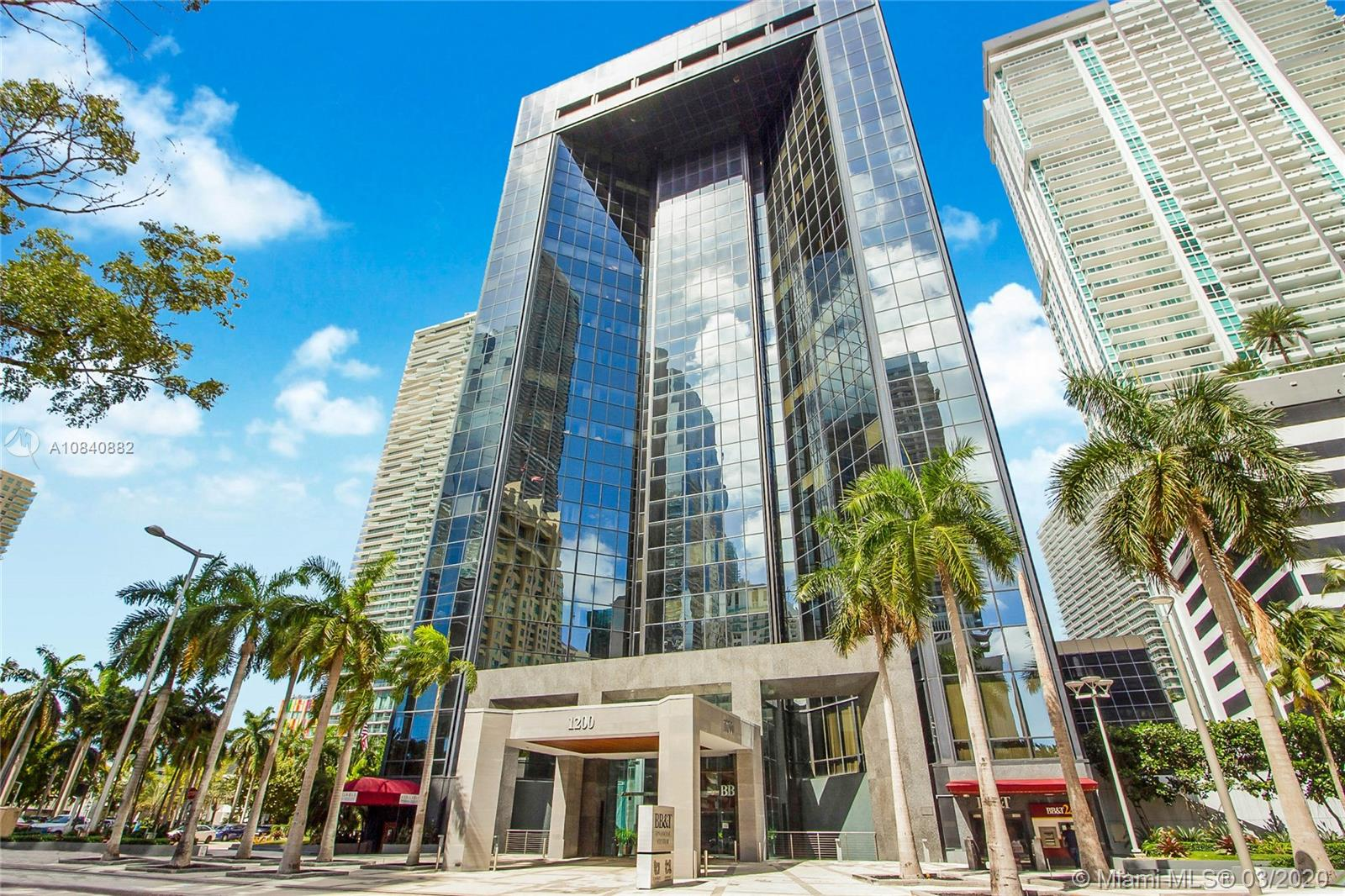 Club at Brickell #520 - 1200 Brickell Ave #520, Miami, FL 33131