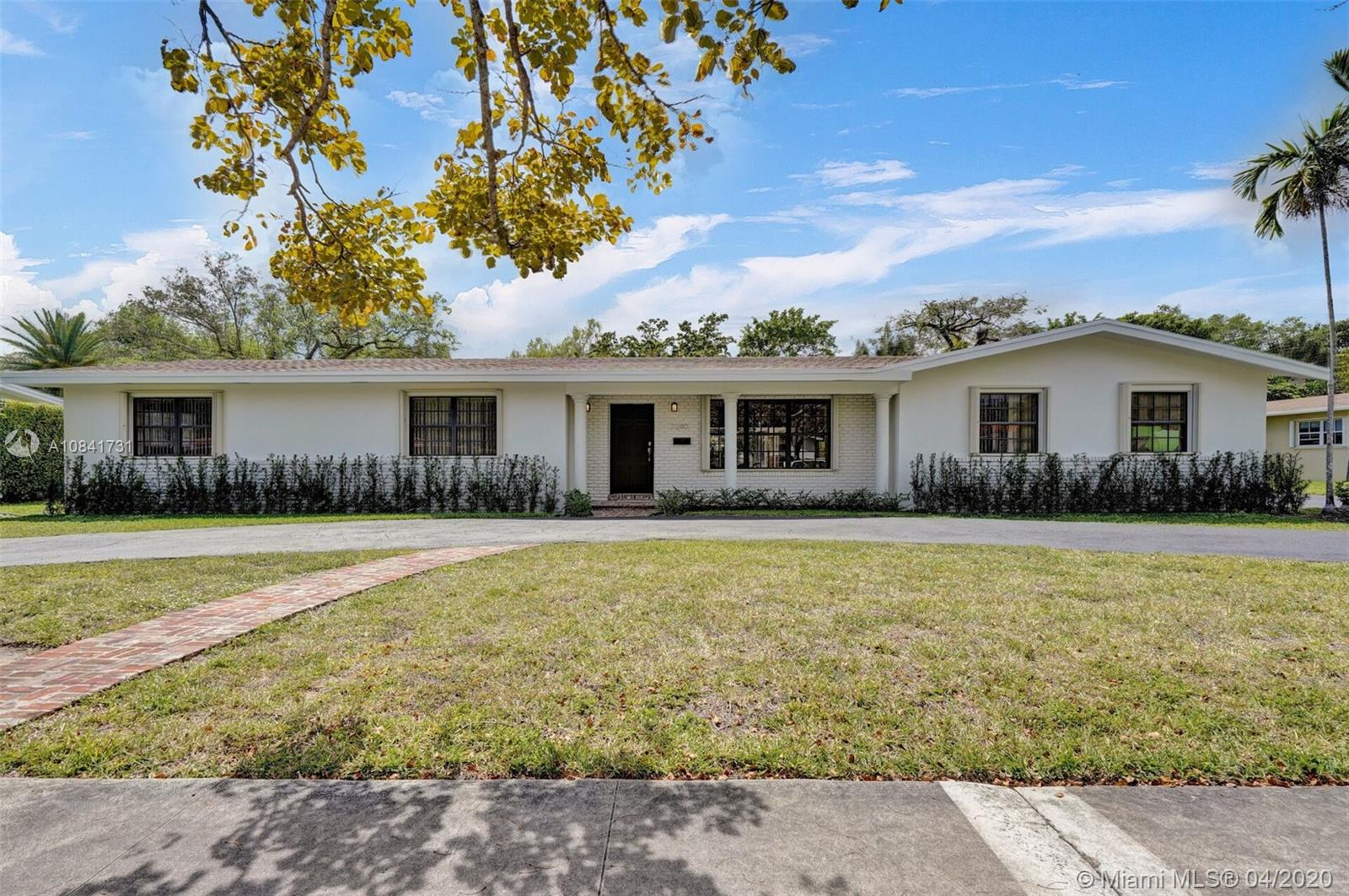 7240 SW 128th St, Pinecrest, Florida 33156, 3 Bedrooms Bedrooms, ,2 BathroomsBathrooms,Residential,For Sale,7240 SW 128th St,A10841731