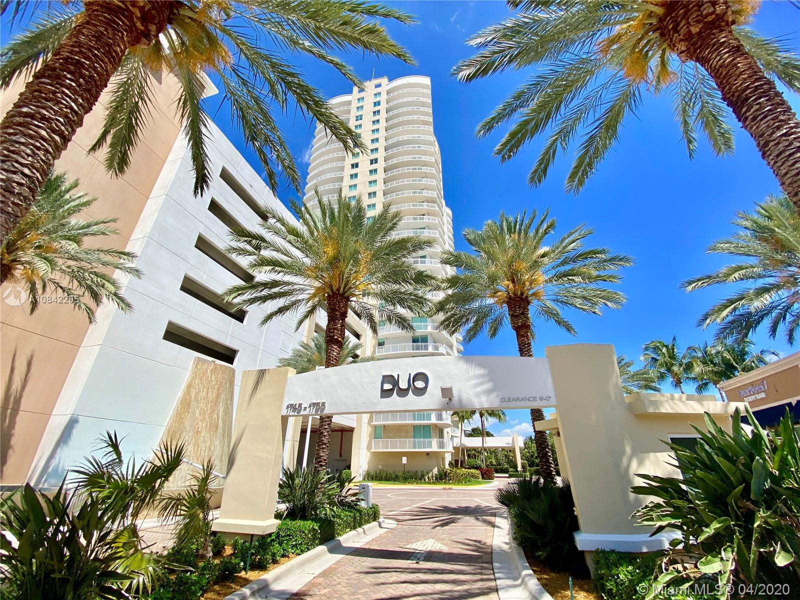 Duo Hallandale East #PH06E - 1755 E Hallandale Beach Blvd #PH06E, Hallandale Beach, FL 33009